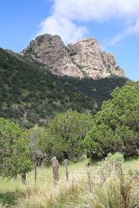 The Dos Cabezas Mountains offer solitude and adventure in a remote corner of Southeastern Arizona.
